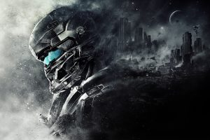 Spartan Locke Halo 5 Guardians