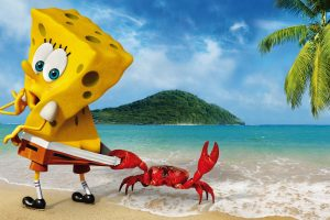 Spongebob Squarepants 2 Wide