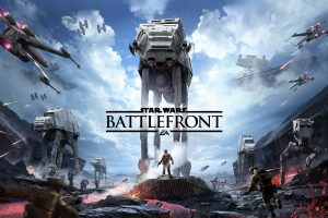 Star Wars Battlefront Wide