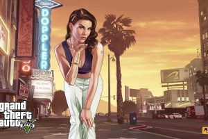 Starlet GTA5 Game
