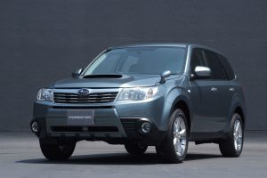 Subaru Forester 2009 Wide