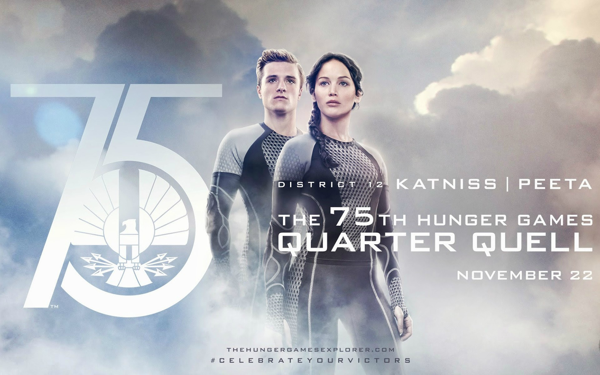 The 75th Hunger Games Quarter Quell District 12 Wide