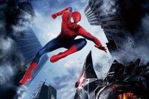 The Amazing Spider Man 2 2014 Movie Wide