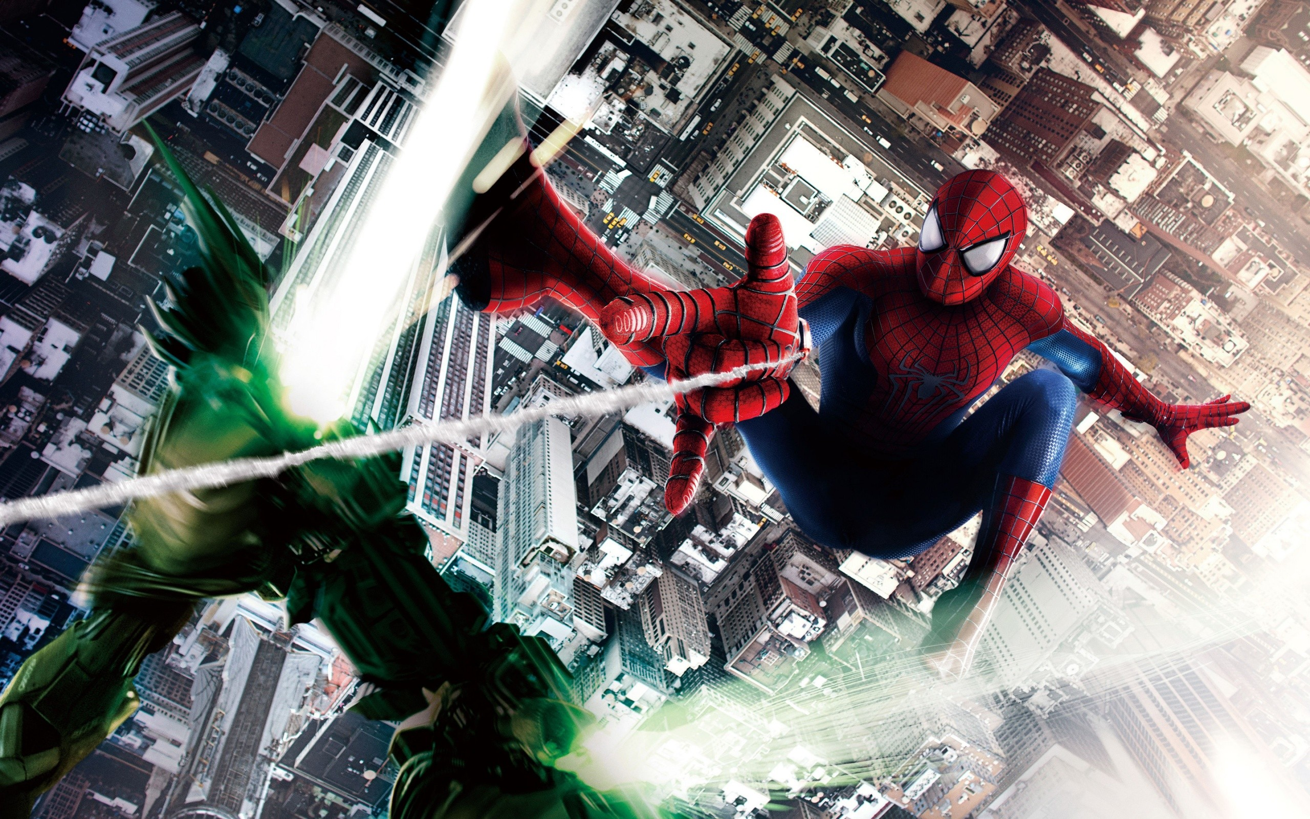 The Amazing Spider Man 2 Imax Wide