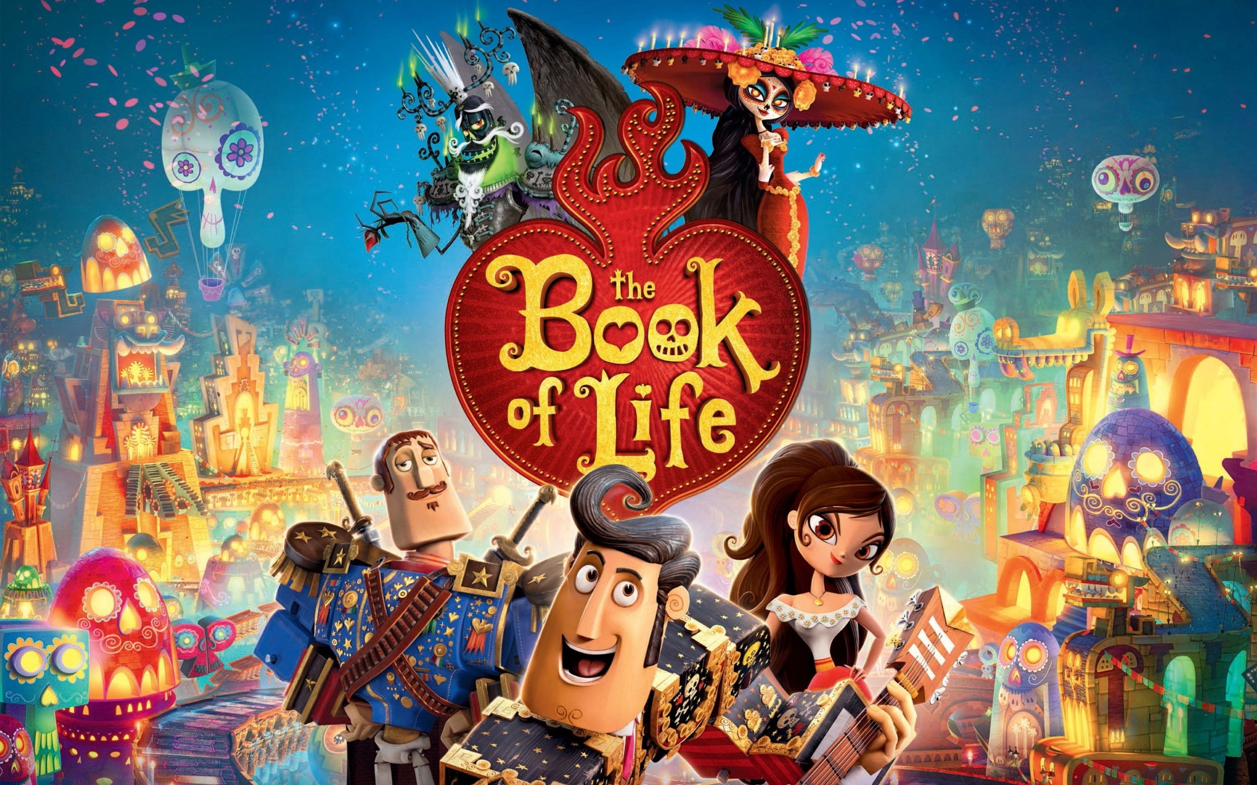The Book Of Life Wide