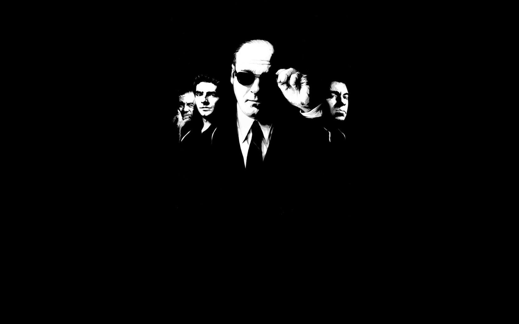 The Boss And Others The Sopranos Wide