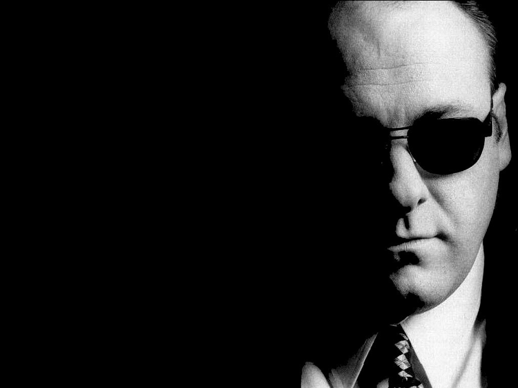 The Boss The Sopranos Black And White
