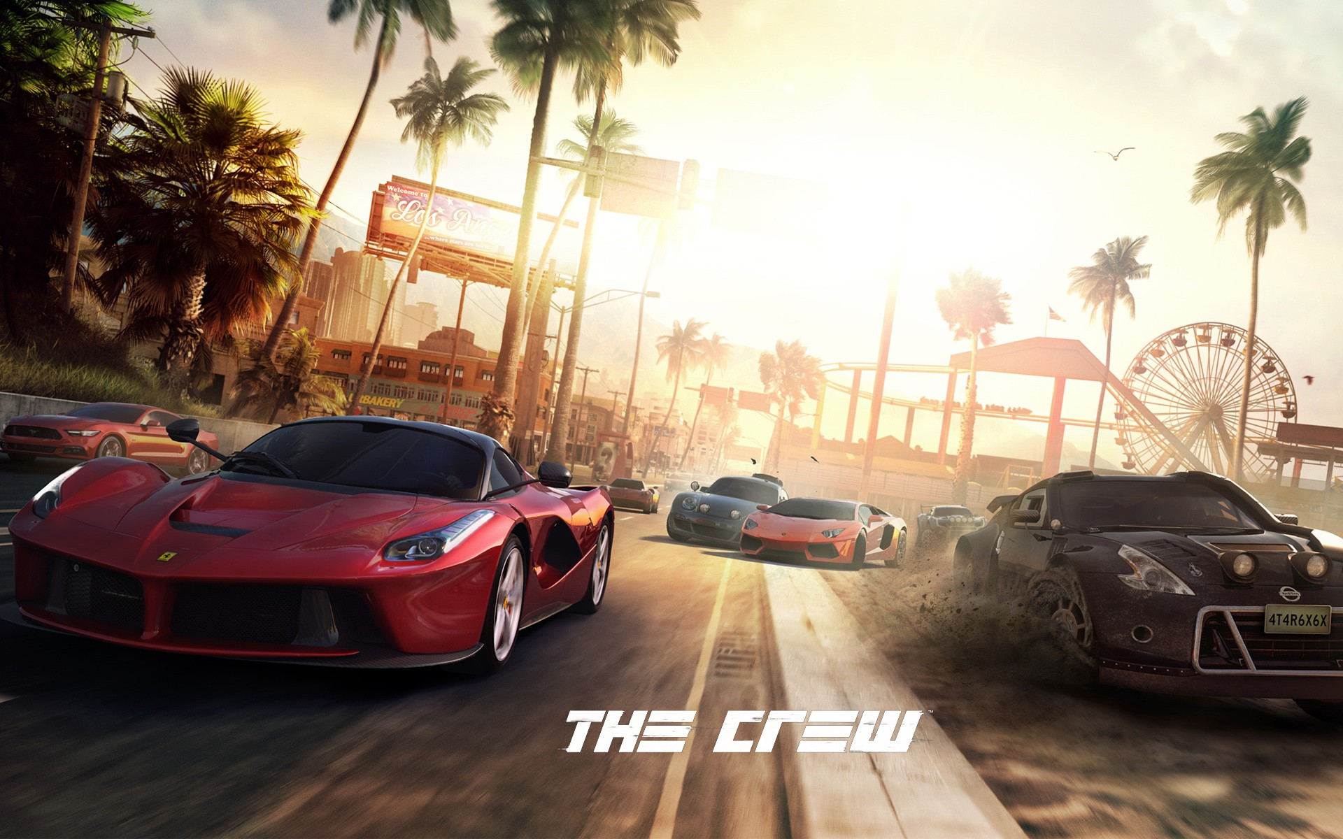 The Crew Game Wide