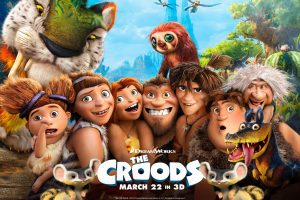 The Croods 3D Wide