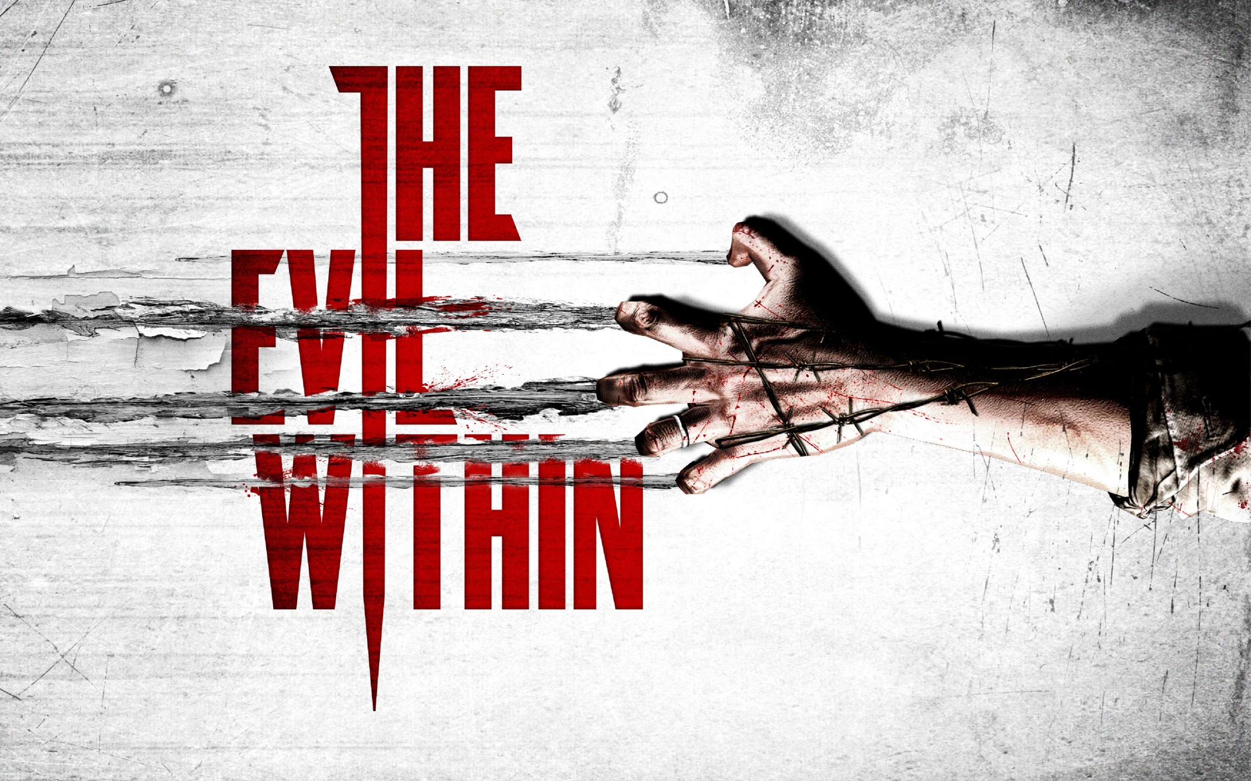 The Evil Within 2014 Game Wide