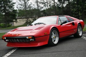 The Ferrari 328 Gts Wide