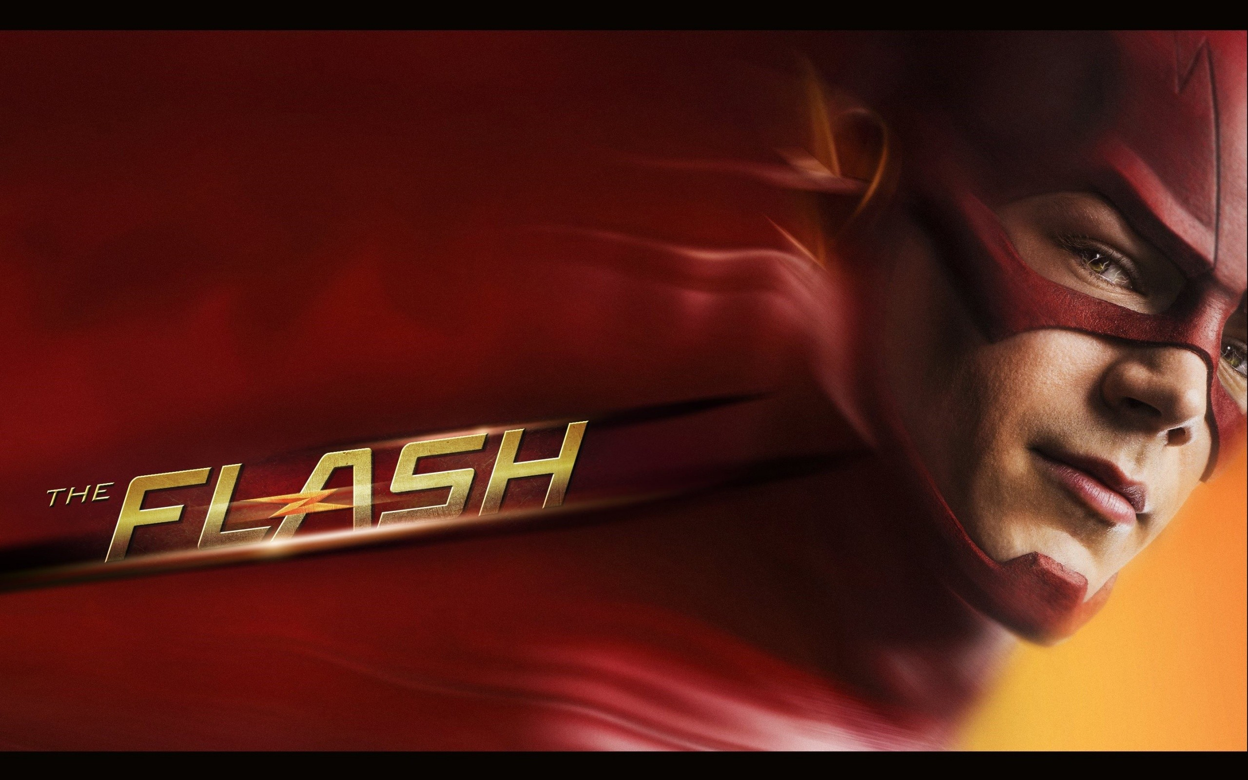 The Flash Tv Series Wide