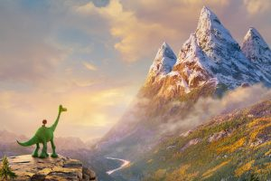The Good Dinosaur Wide