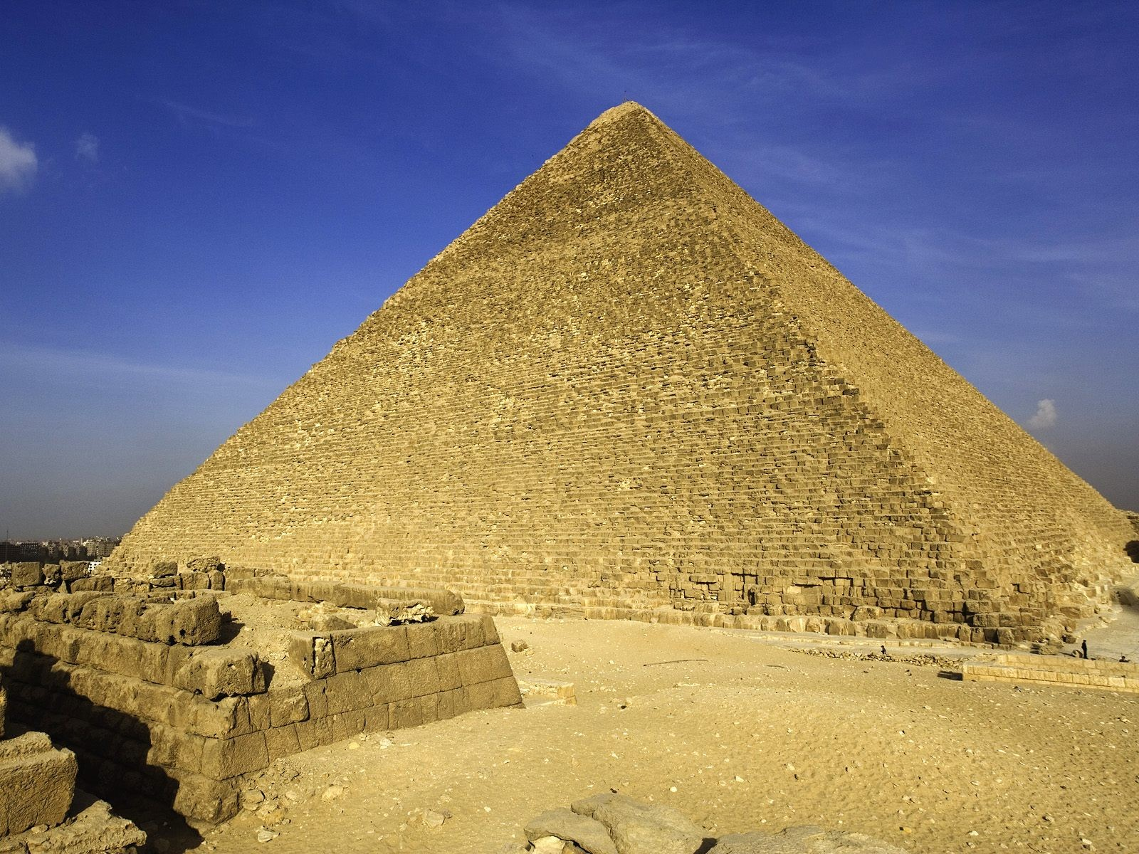 The Great Pyramid In Egypt