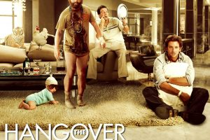 The Hangover Movie Cover