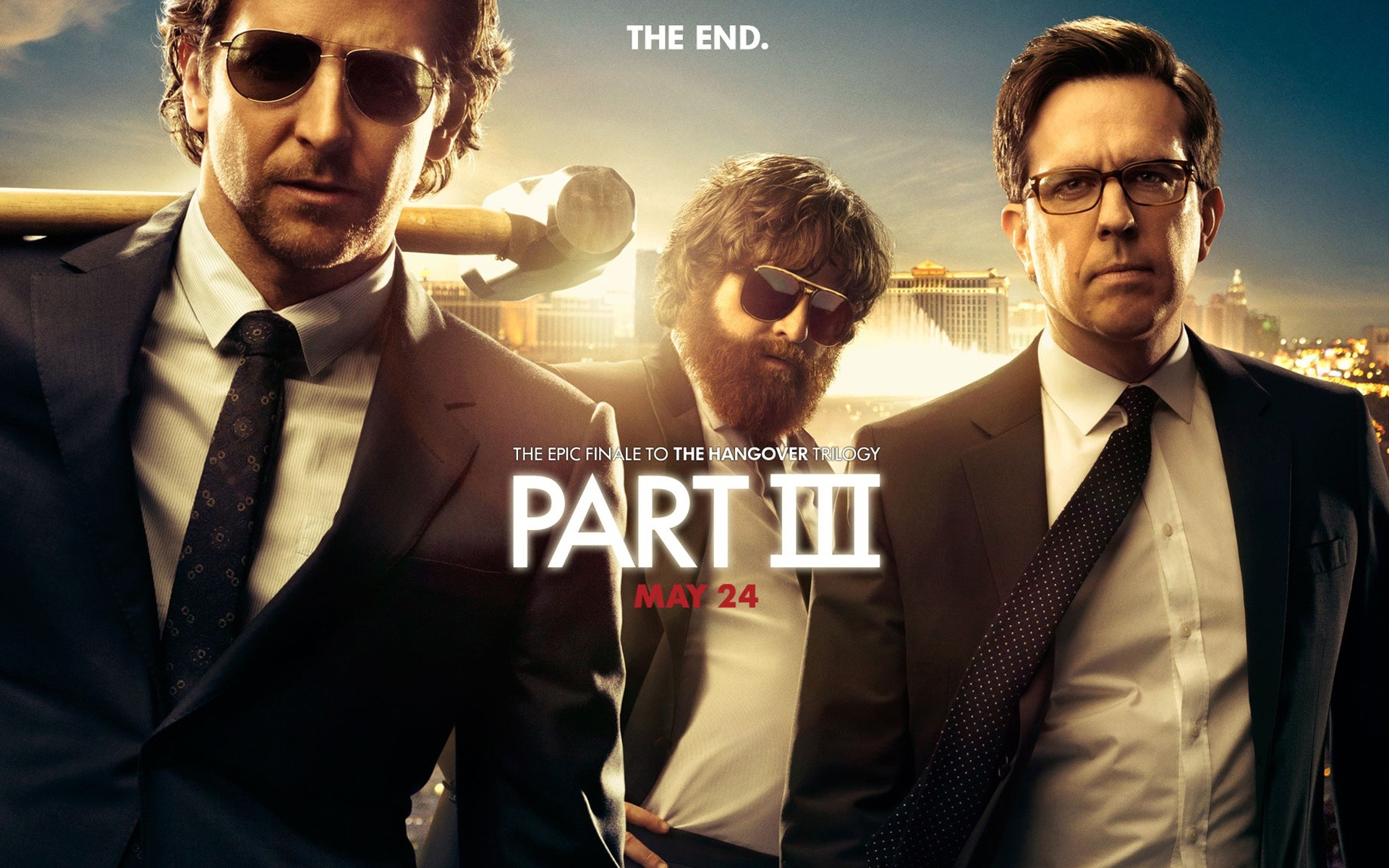 The Hangover Part 3 Movie Wide