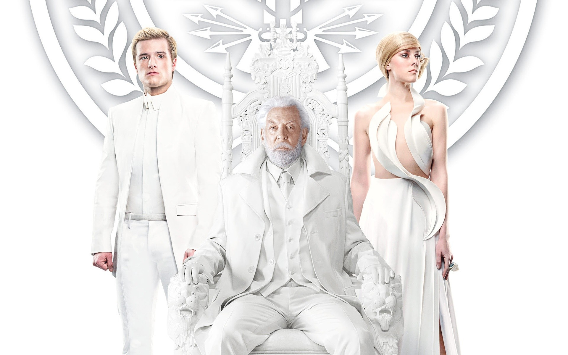 The Hunger Games Mockingjay Part 1 2014 Wide