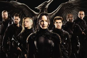 The Hunger Games Mockingjay Part 1 Movie Wide