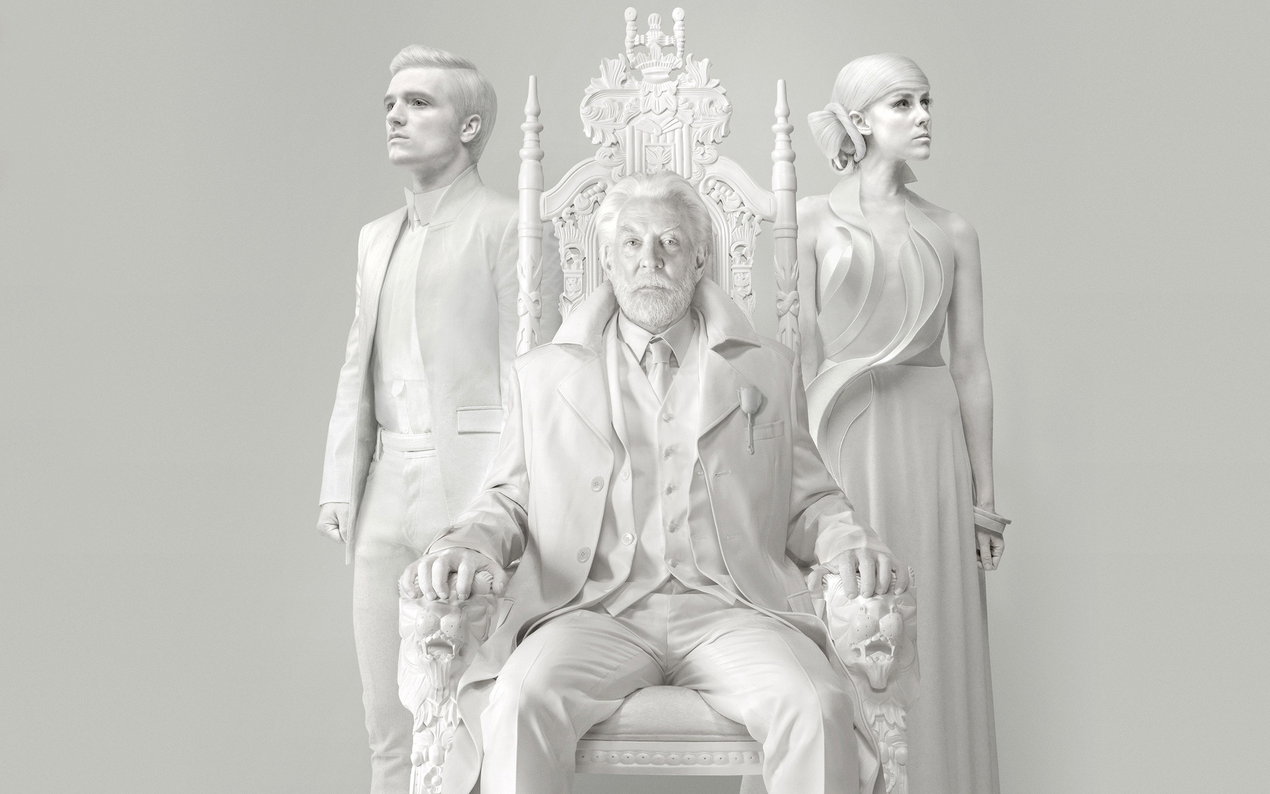 The Hunger Games Mockingjay Part 1 Wide