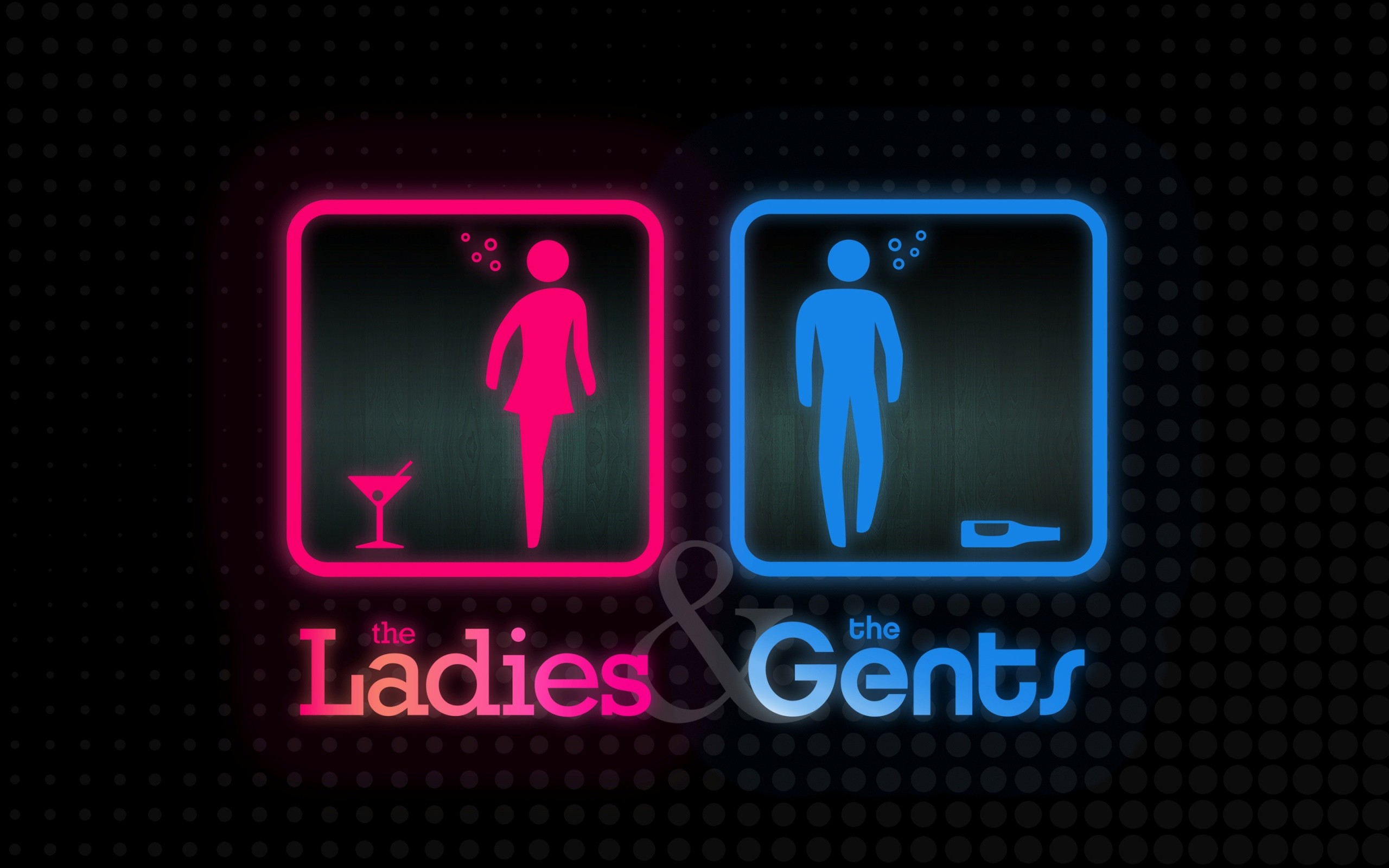The Ladies And The Gents Wide