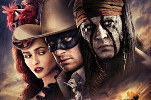 The Lone Ranger Movie 2013 Wide