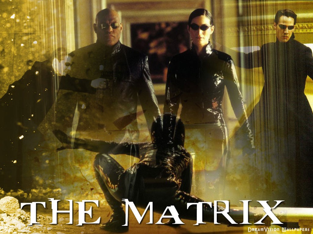 The Matrix Great Background