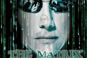 The Matrix Letters And Numbers Trinity And Neo