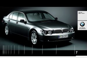 The New BMW 7