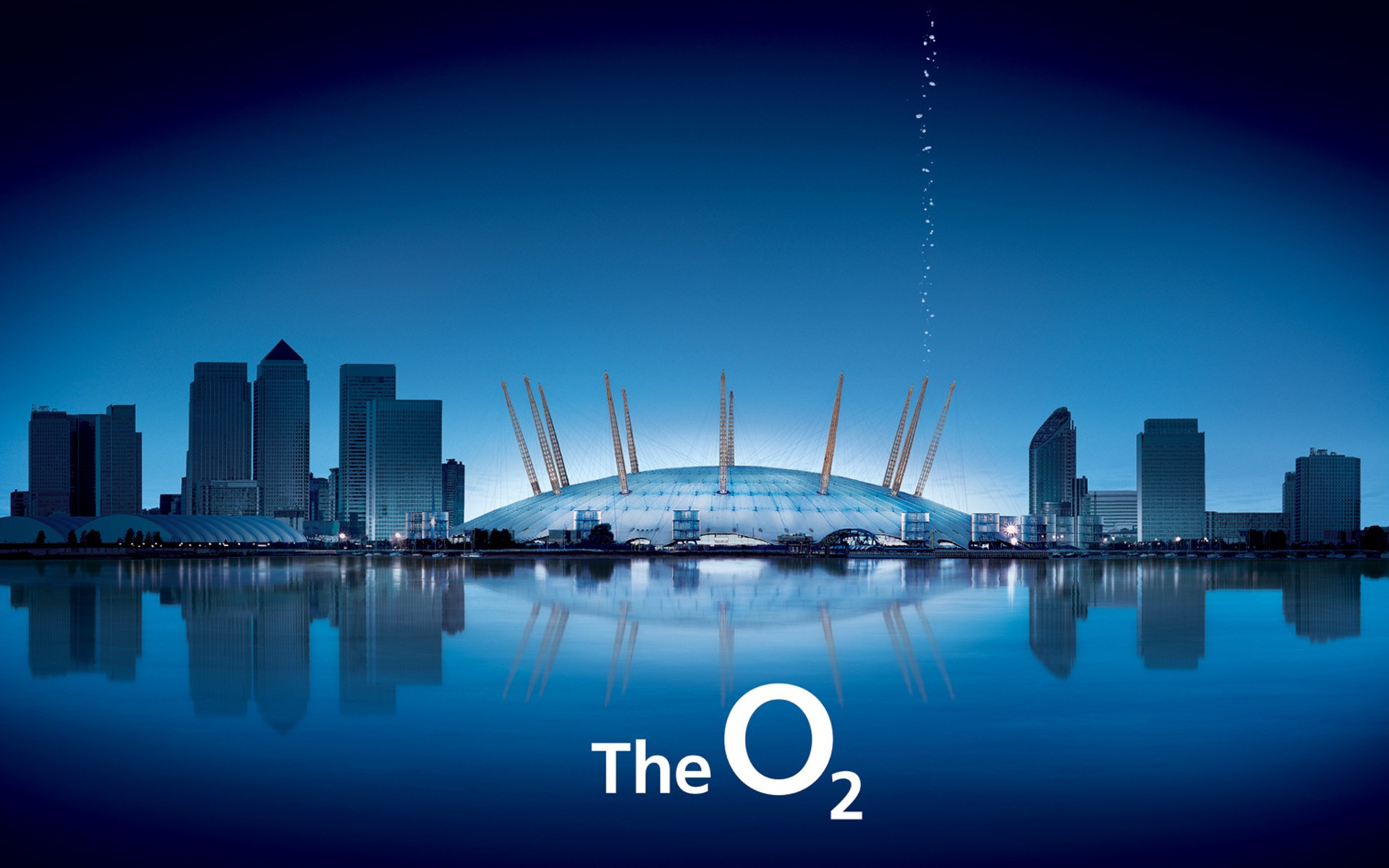The O2 Arena Wide
