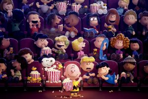 The Peanuts Movie Wide