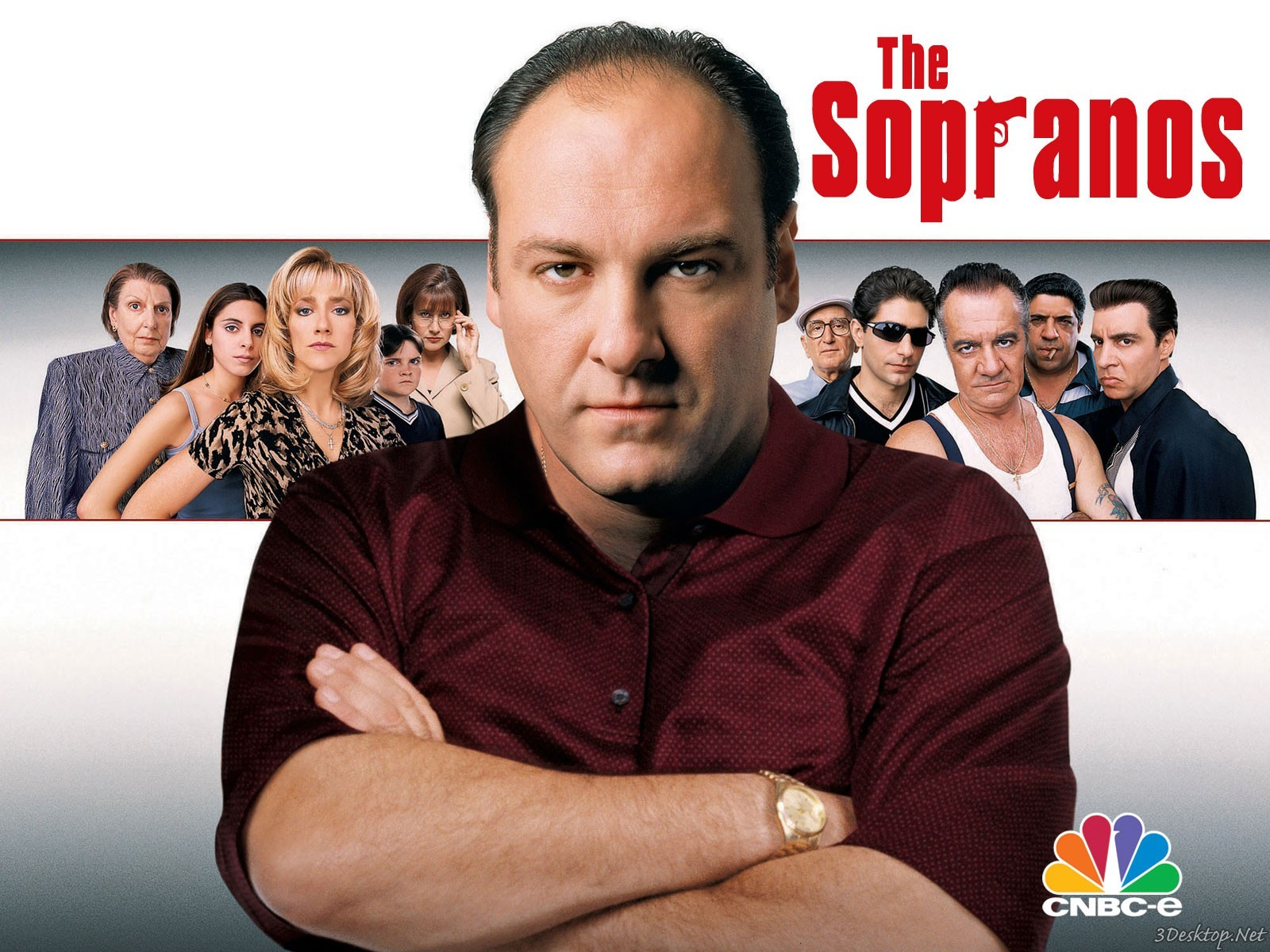 The Sopranos At Cnbc