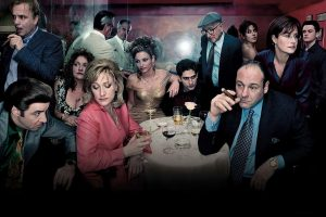 The Sopranos Family Dinner