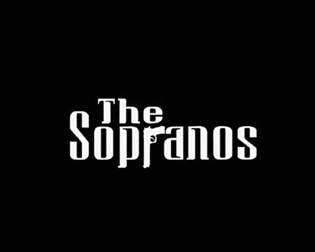 The Sopranos Great Black And White Backround