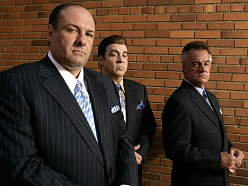 The Sopranos In The Hole Other