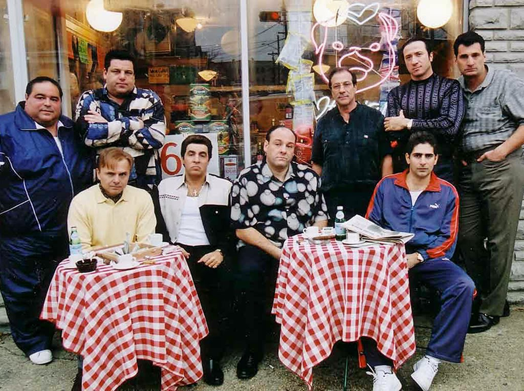 The Sopranos Right At Favourite Place Other