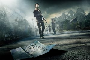 The Walking Dead Season 5 Wide