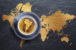 The Whole World In One Cup Wide