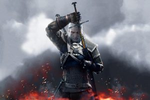 The Witcher 3 Wild Hunt Sword Of Destiny Wide