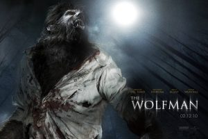 The Wolf Man Movie Wide