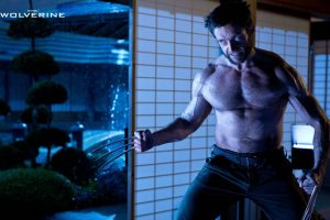The Wolverine – Hugh Jackman Wide