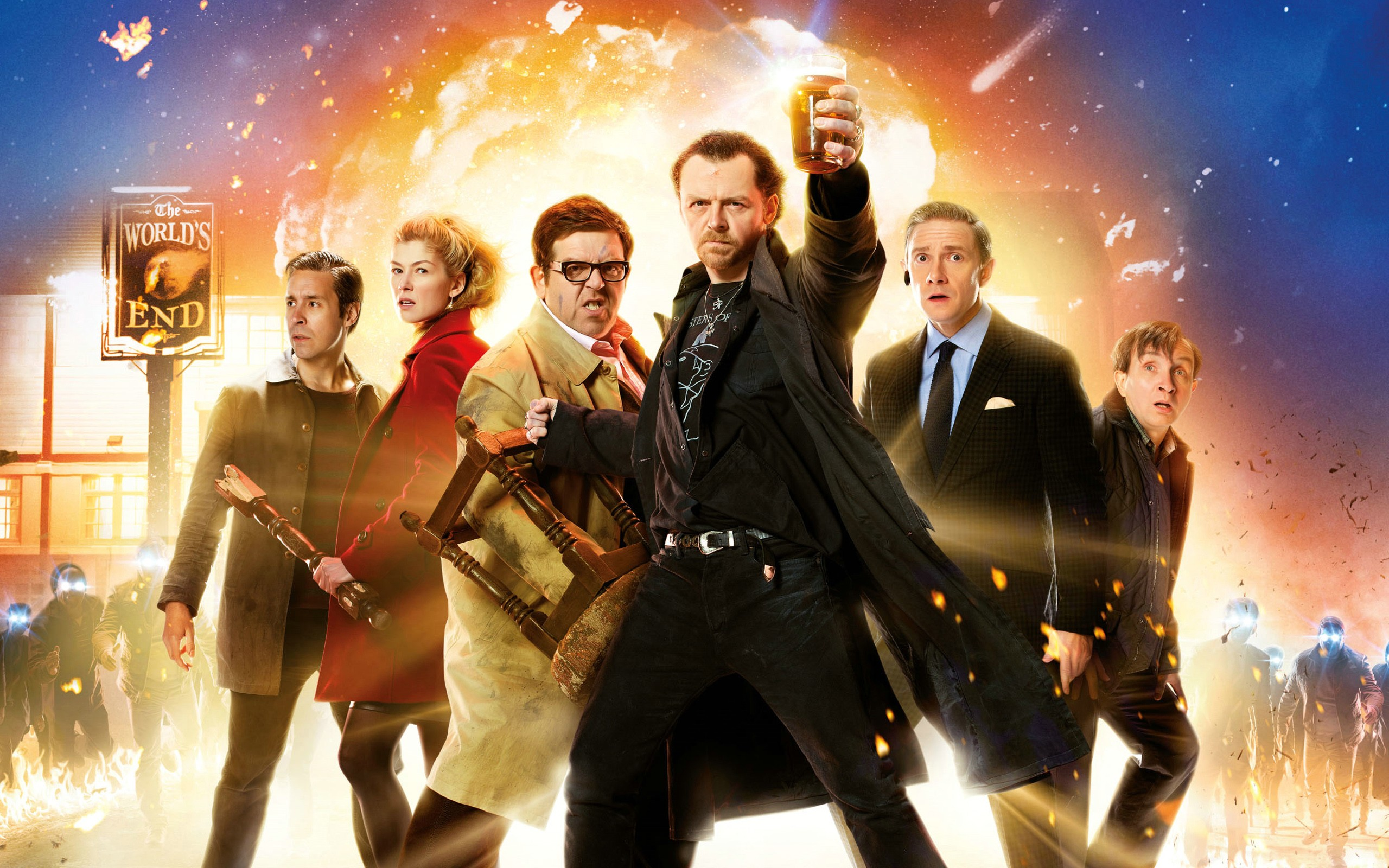 The Worlds End Movie Wide