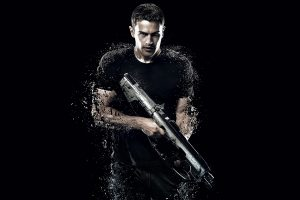 Theo James Four Insurgent Wide