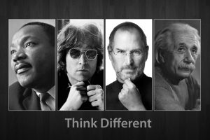 Think Different Wide