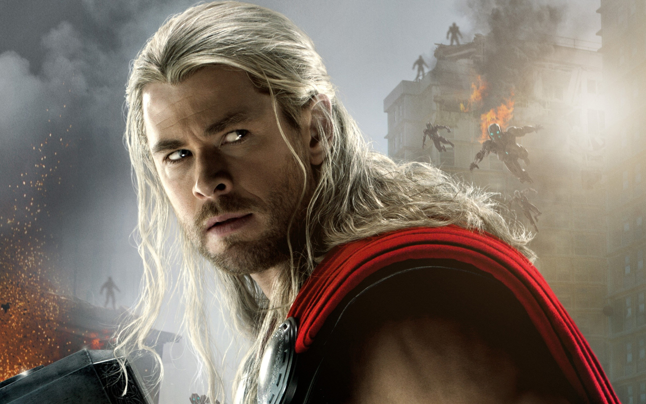 Thor Avengers Age Of Ultron Wide