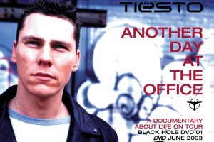 Tiesto Another Day In The Office