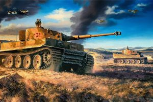 Tiger Tank 131-Other