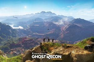 Tom Clancys Ghost Recon Wildlands Wide