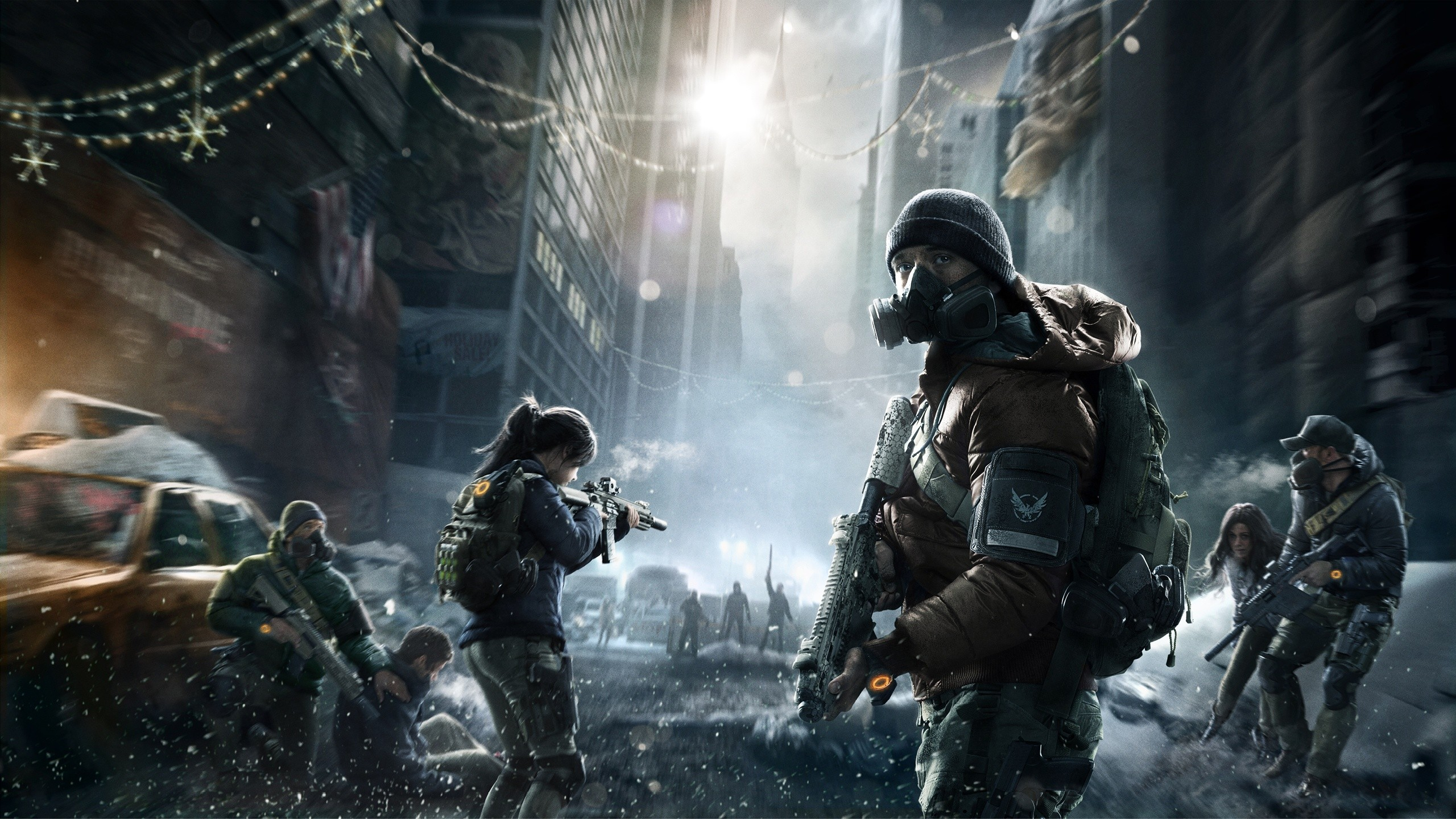 Tom Clancys The Division New York