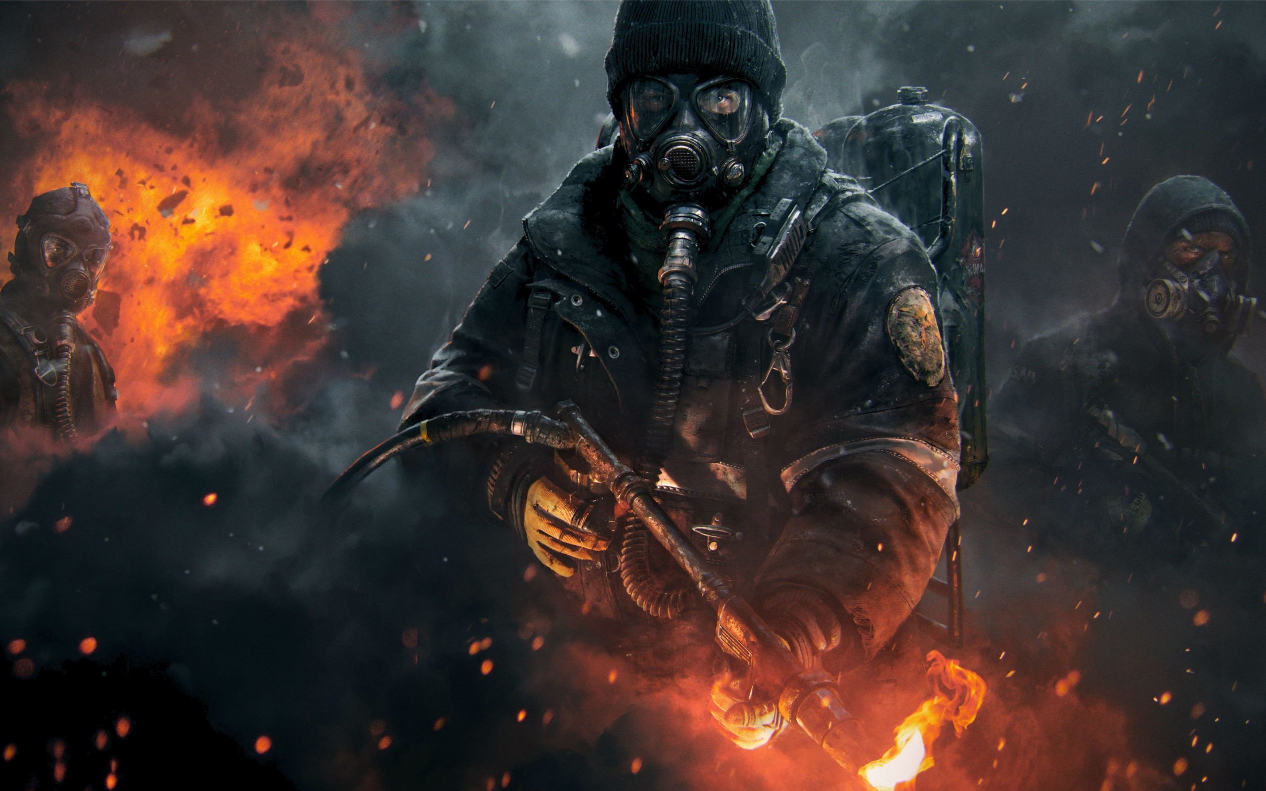 Tom Clancys The Division Wide