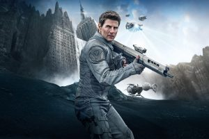 Tom Cruise In Oblivion Wide